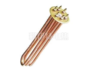 法兰型电热管